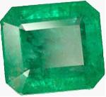 geslepen smaragd