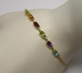 geelgouden armbanden