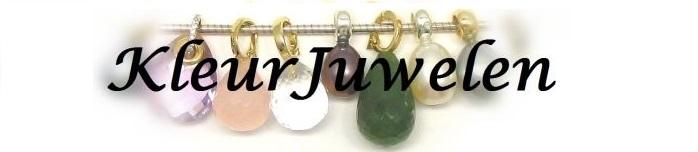 KleurJuwelen Sieraden en juwelen in goud en zilver met edelstenen, parels en diamanten