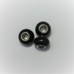 Edelsteenkraal zwarte onyx...